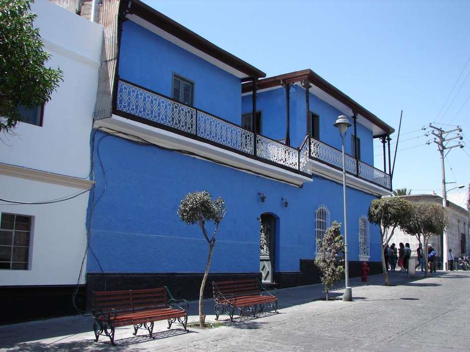 Alquilo Casa en Centro Histórico de Arequipa