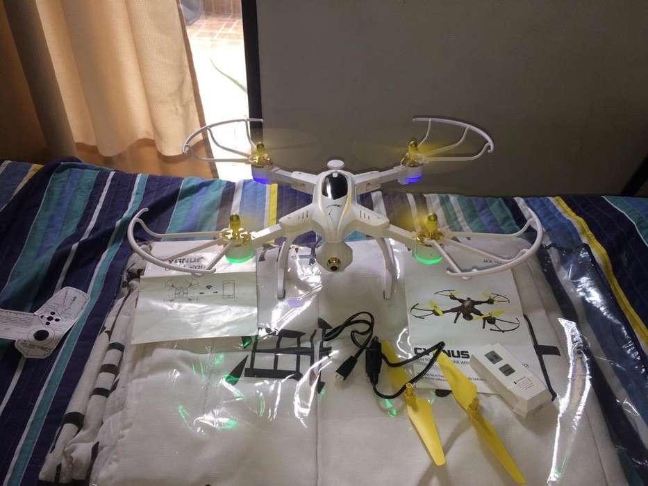 Vendo O Cambio Dron Racer con Buena Cama