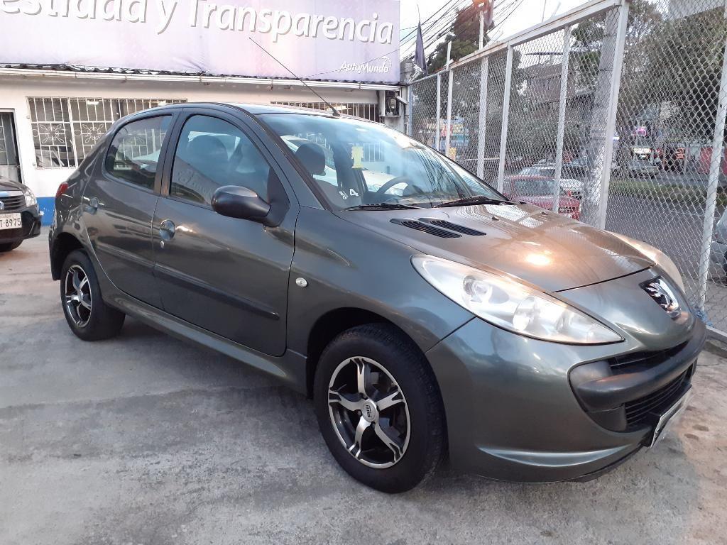 Peugeot 207 Full Equipo