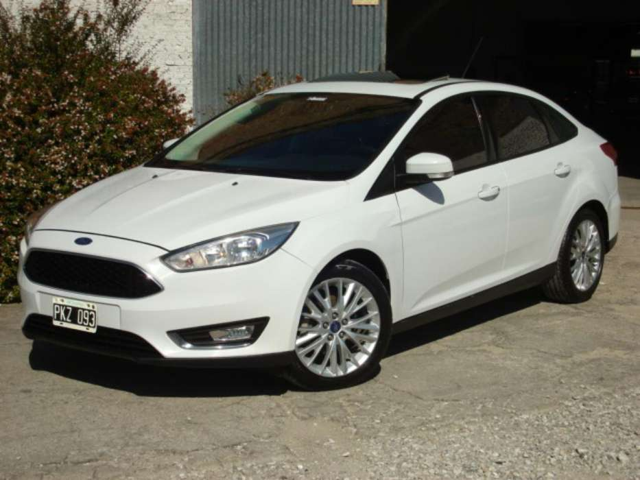 Ford Focus 2016 - 72000 km