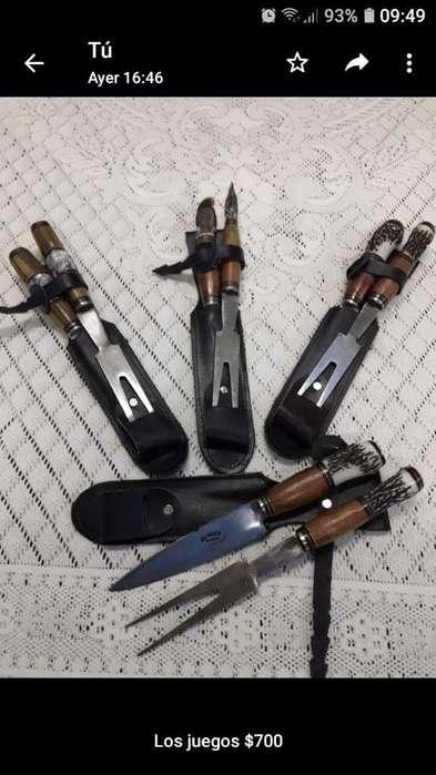 Cuchillos Artesanales Acero de Tandil