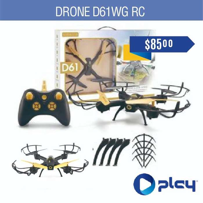 DRONE D61WG RC