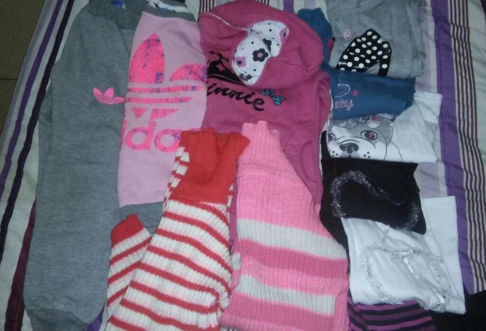 Vendo <strong>ropa</strong> de 5 Años hasta 7