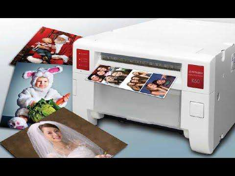 Impresora Térmica Fotográfica Mitsubishi Cpd70dws