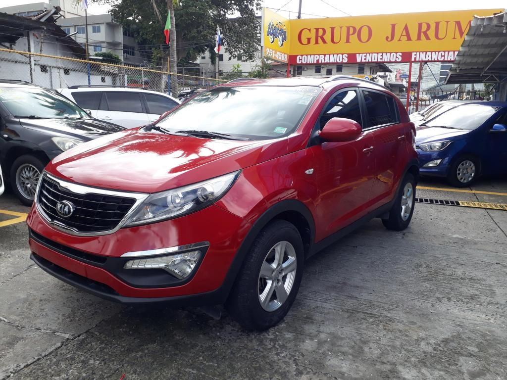 KIA SPORTAGE 2015  AG6921 AUTOMATICO ** GRUPO JARUM ** FINANCIAMIENTO DISPONIBLE