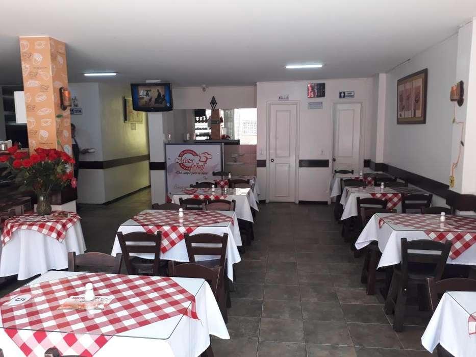 SE VENDE <strong>restaurante</strong> ACREDITADO MUY BUENA UVICASION TL 3124478664