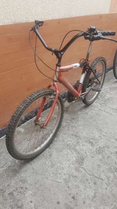 Bicicleta Playera Barata No Se Utiliza