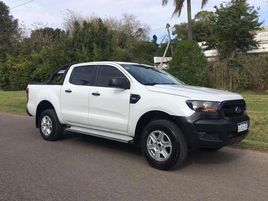 Ford Ranger 2016 - 71000 km