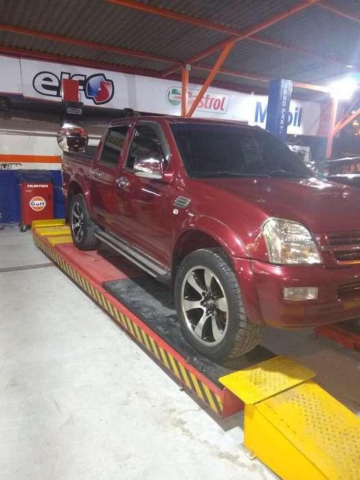 Chevrolet Dmax 2006 - 156 km