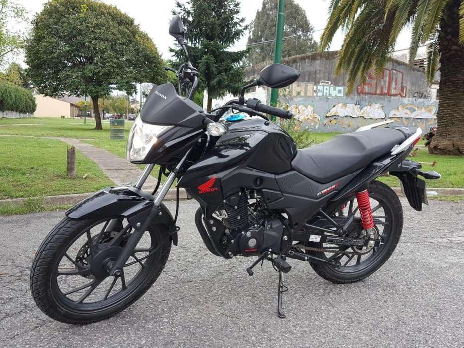 Honda cb 125 F Twister // Impecable // Tomo Moto // Auto
