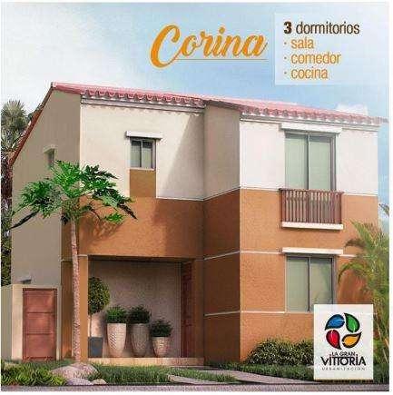 Venta de Proyecto de Casa en La Gran Vittoria-Corina