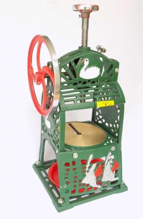 Maquina de raspados