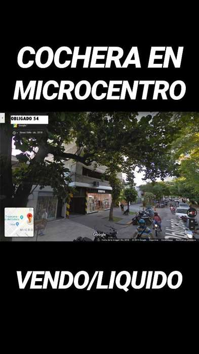 Cochera en Microcentro Resistencia Chaco