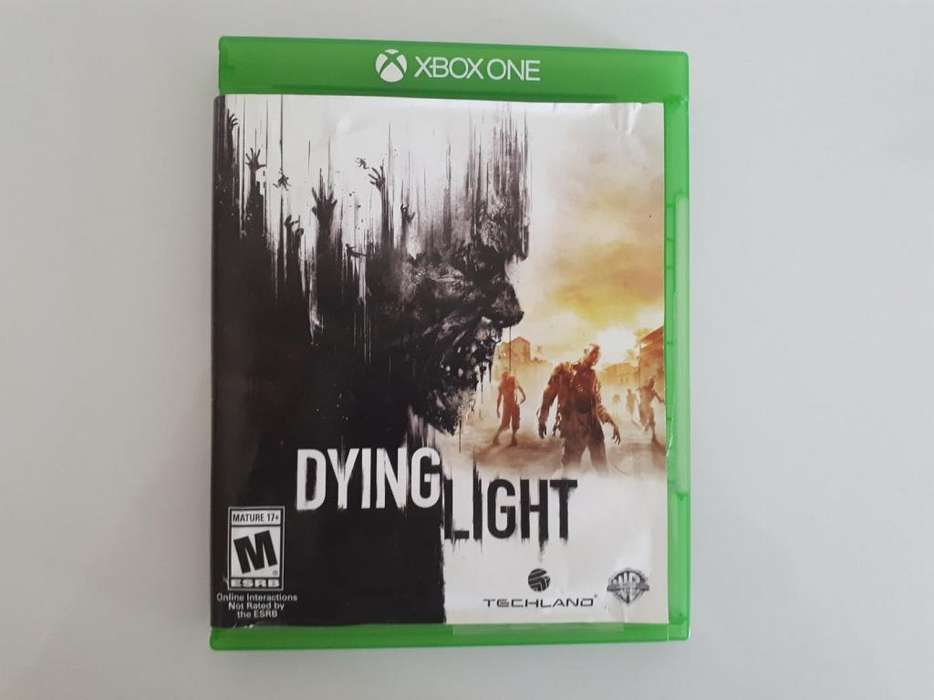 Dying Light Juego Original Xbox One IMPECABLE