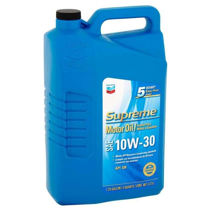 Aceite Chevron 10w-30