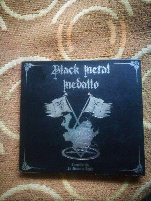 Black Metal Medallo