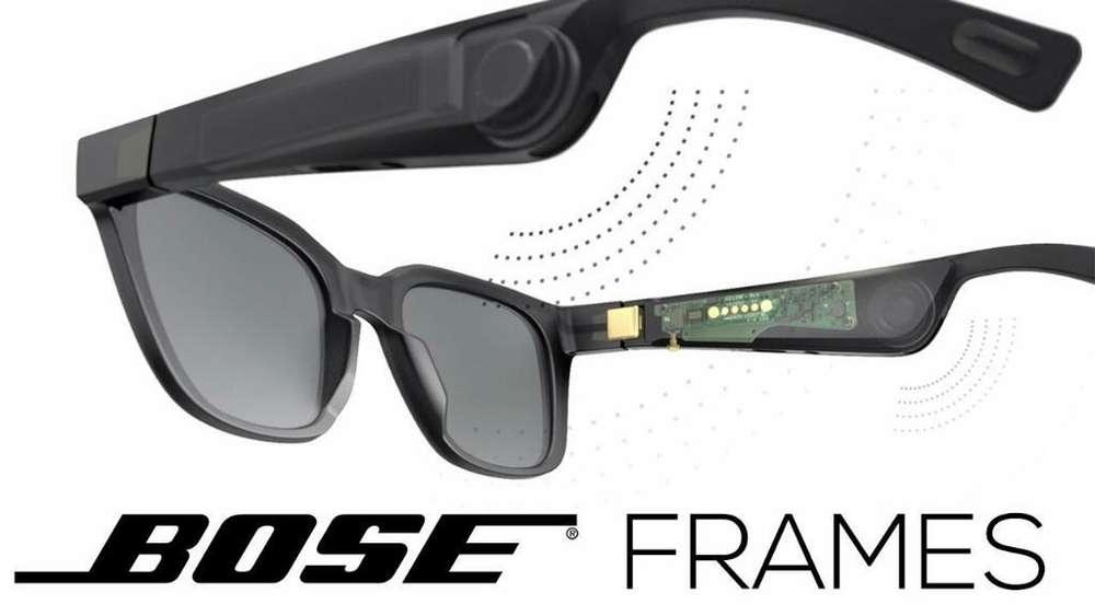 Anteojos de Sol Bose Frames Alto Bluetooth NUEVO
