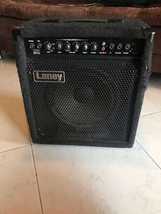 Amplificador de bajo Laney Rb2 Richter