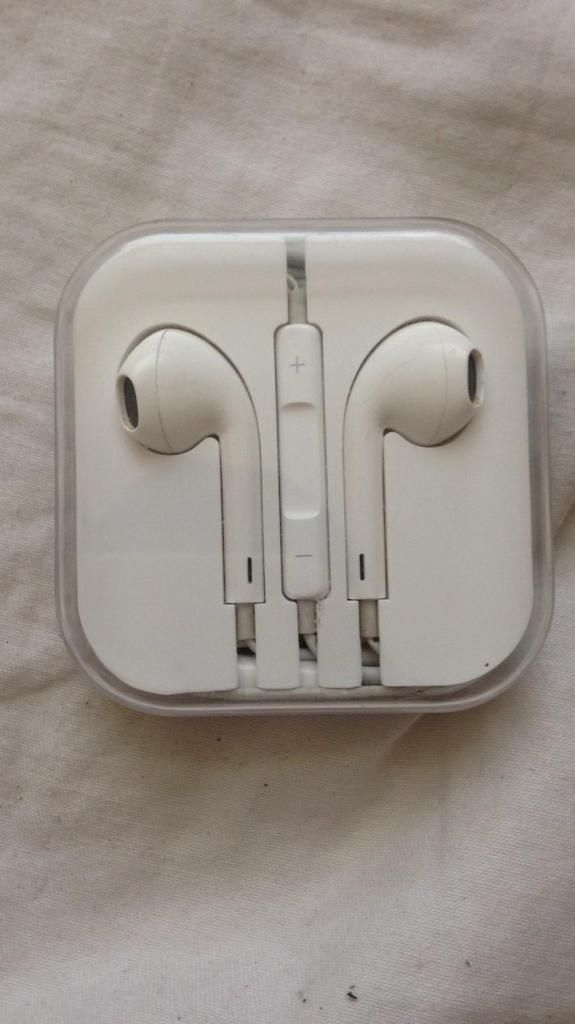 Audifonos Apple Originales Como Nuevos