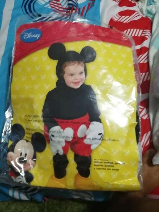Difraz de Mickey Mouse Perfecto Estado