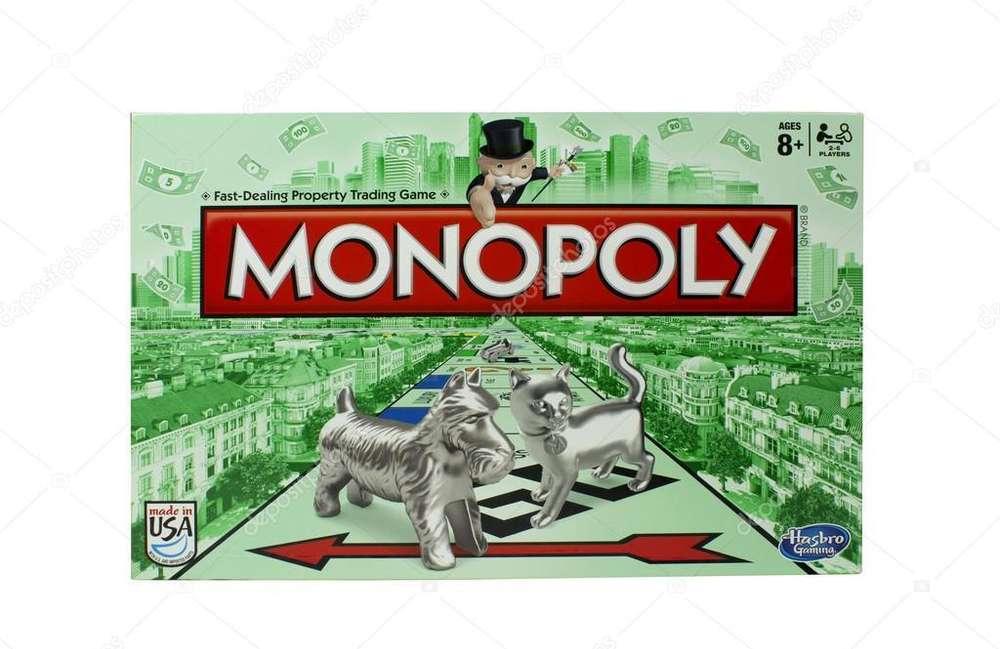 Vendo Monopoly en Ingles