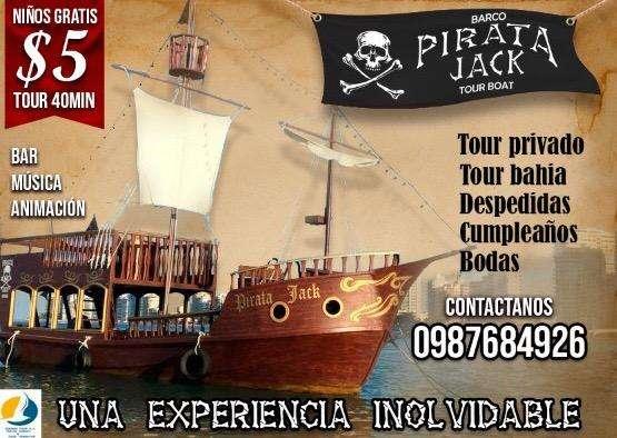 Pirata Jack Barco