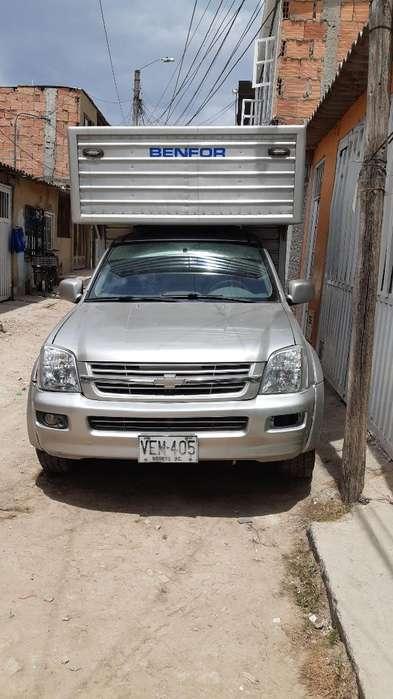 Chevrolet Luv D-Max 2007 - 130000 km