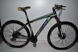 LIQUIDACION Bicicleta Rodado 27,5 Venzo Amphion 24 vel, disco hidráulico