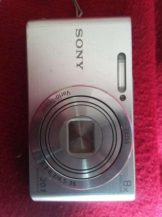 Se Vende Camara Digital Sony 20.1mp