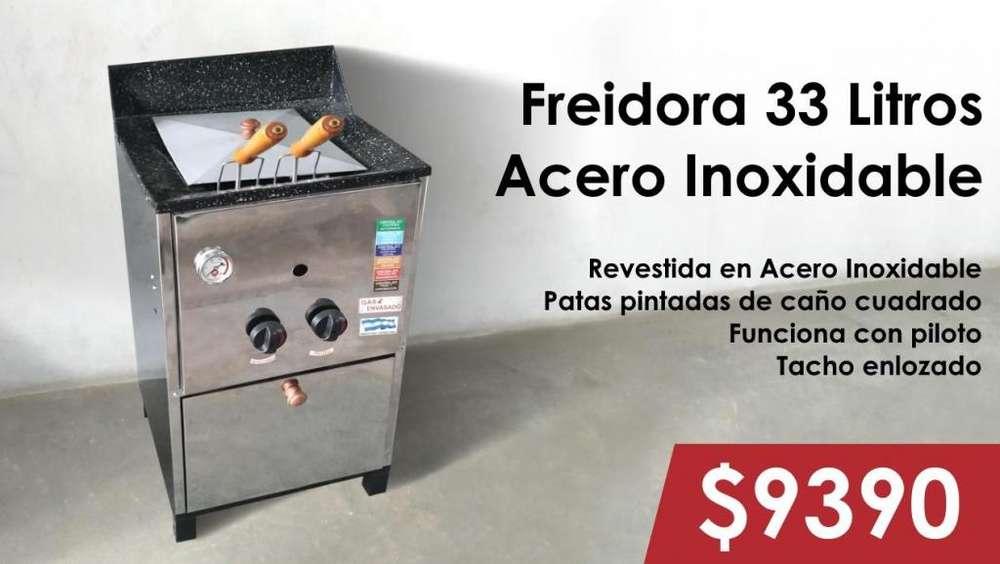 FREIDORA 33 LITROS