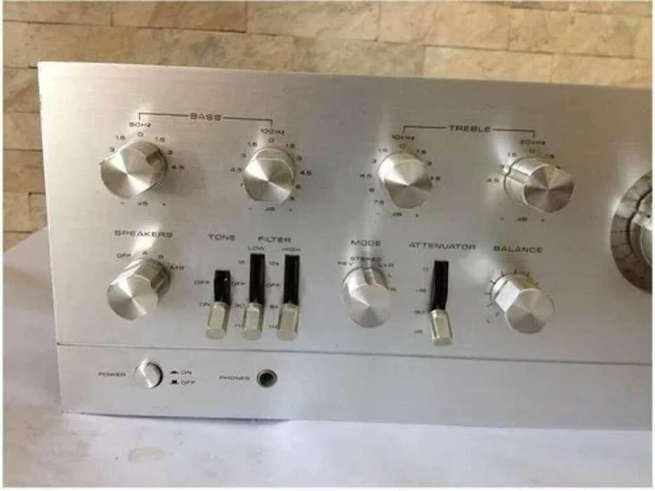Amplificador Bafles Bandeja Pionner