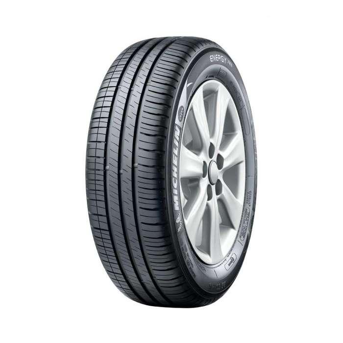Juego de <strong>llantas</strong> 185/60r14 Michelin Energy