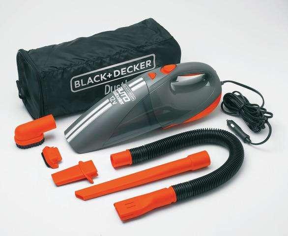 <strong>aspiradora</strong> DE AUTO MANUAL BLACK AND DECKER AV1500LA NUEVA PRECIO INCLUYE IVA