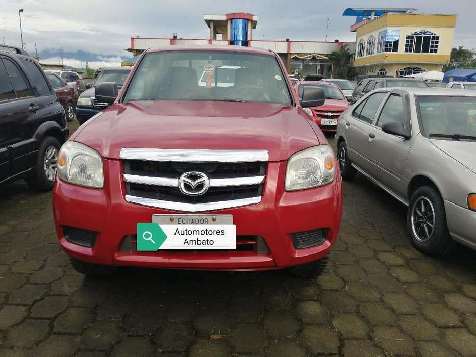Mazda BT-50 2010 - 190000 km