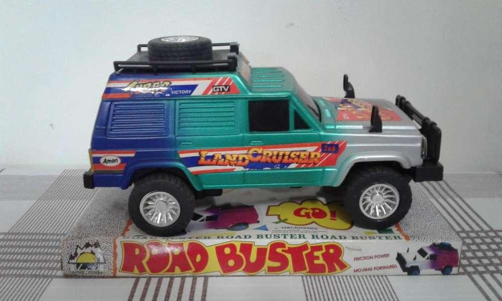Camioneta Land rover de colección