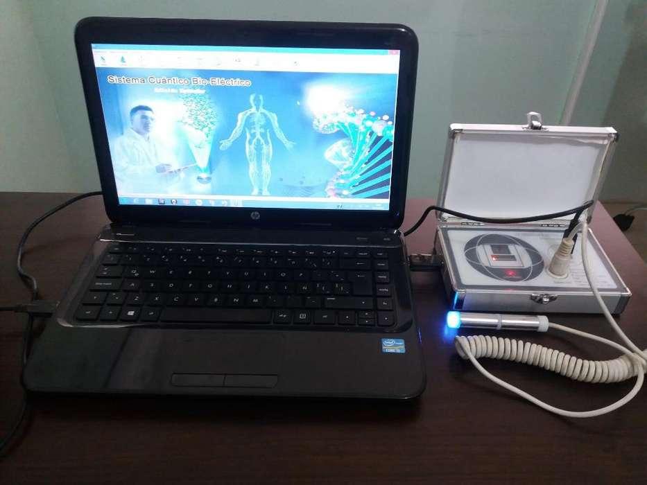Laptop Analizador Cuantico