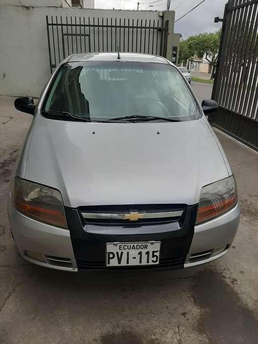 Chevrolet Aveo 2006 - 210000 km