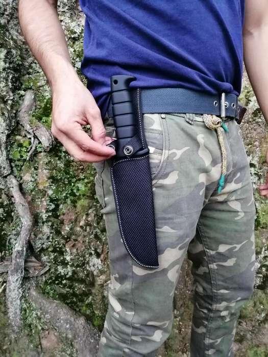 Cuchillo Tactico Militar Culumbia
