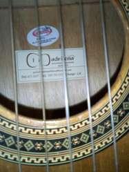 Guitarra Clasica Marca La Madrileña