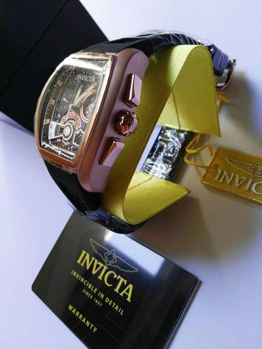 Reloj Invicta S1 Rally modelo 26400 100% Original