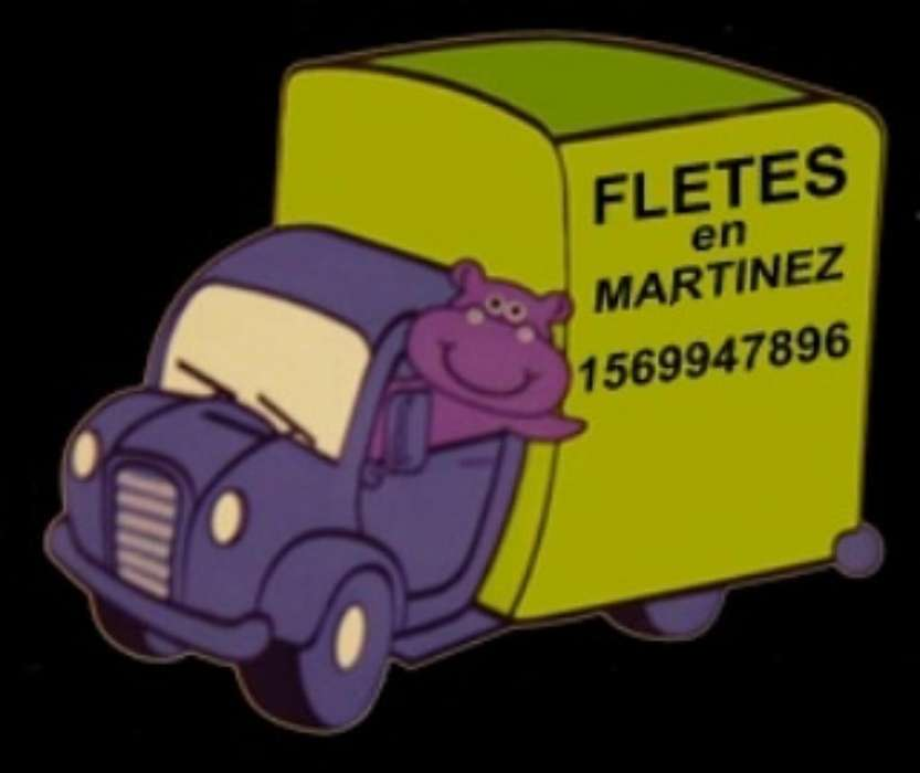 fletes int MARTINEZ 156 994 7896 zona norte 616*6745