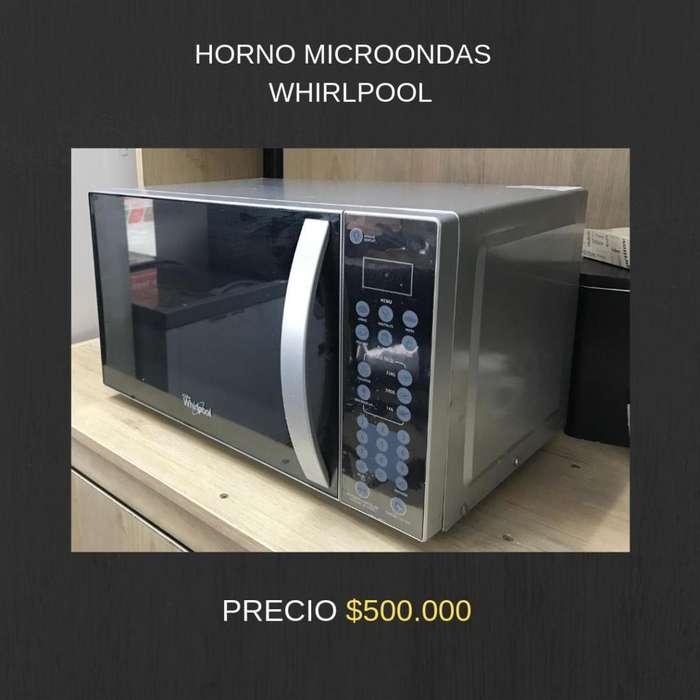 HORNO MICROONDAS WHIRLPOOL