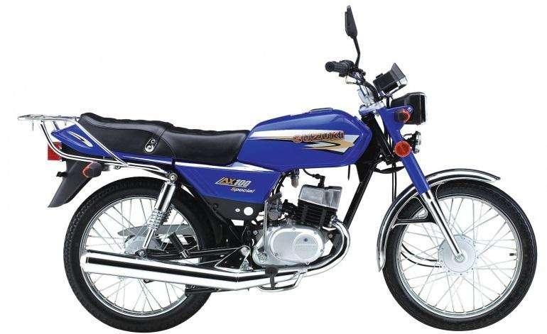 Suzuki Ax100 0km 2019 2t