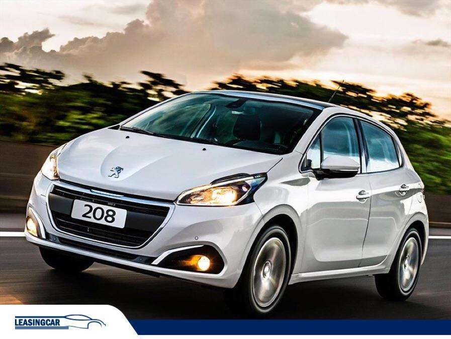 <strong>peugeot</strong> 208 2019 - 0 km
