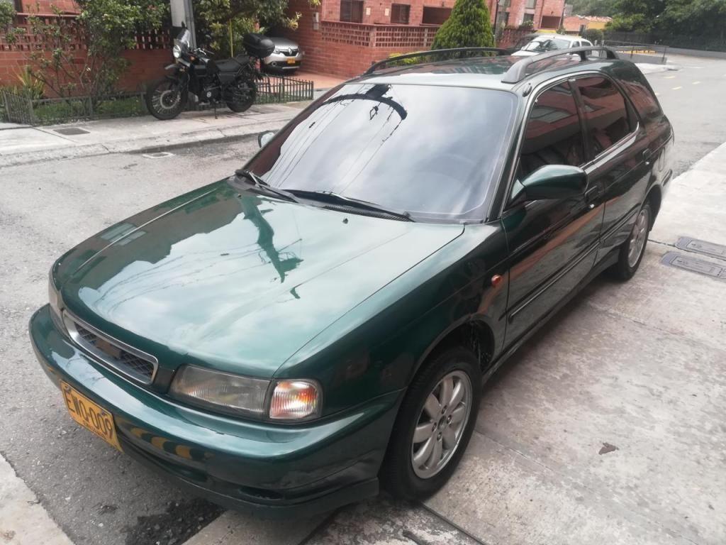 Chevrolet Esteem Wagon Automática 1998 Impecable
