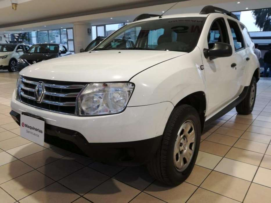 Renault Duster 2014 - 111100 km