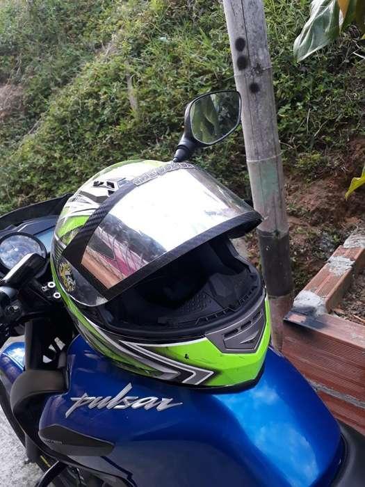 Vendo Cambio Casco para Moto