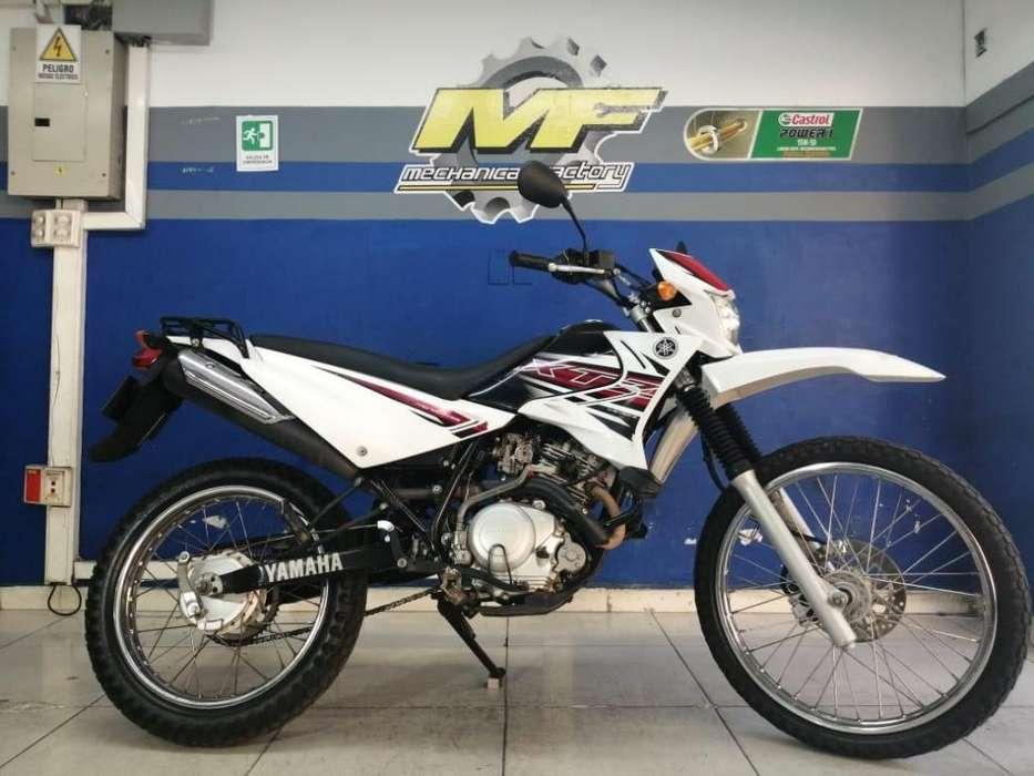 <strong>yamaha</strong> XTZ 125 MOD 2018 TRASPASO INCLUIDO