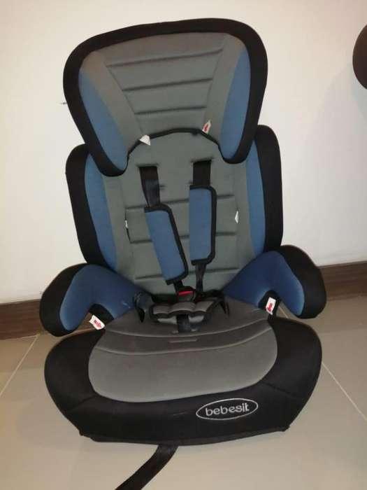 Silla de Carro Para Bebé Bebesit