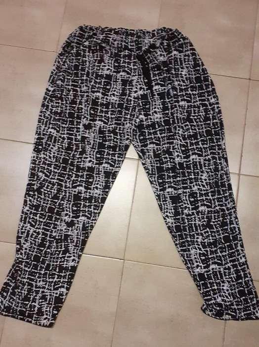 Pantalones T. Grandes Usados Excelentes
